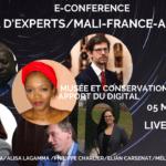 Econference MaliCulture le 05 mars 2021 à 15h de Bamako